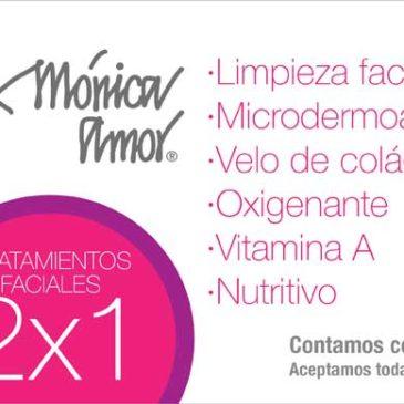 Tratamientos Faciales, 2×1
