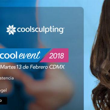 Coolsculpting, CoolEvent Febrero 2018